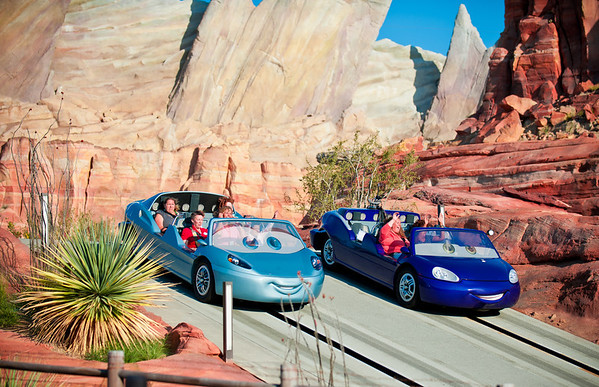 Are you a fan of Cars? Then you'll love our Cars Land Facebook Covers! http://www.disneytouristblog.com/cars-land-facebook-covers/