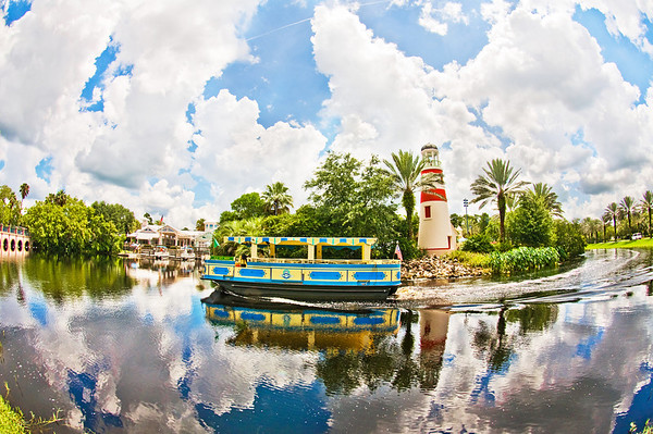 A fisheye view of Disney's Old Key West Resort. The original Disney Vacation Club Resort! Visit my blog for info, photos, and reviews of Disney hotels: http://www.disneytouristblog.com/disney-resorts/