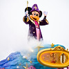 Sorcerer Mickey leads the Disneyland Paris 20th Anniversary Disney Magic on Parade!  Disneyland Paris Trip Planning Guide: http://www.disneytouristblog.com/disneyland-paris-trip-planning/