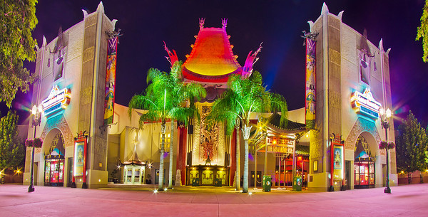 Wouldn't this view of Grauman's Chinese Theater be nice from the end of Hollywood Boulevard? More on Disney's Hollywood Studios' much-needed