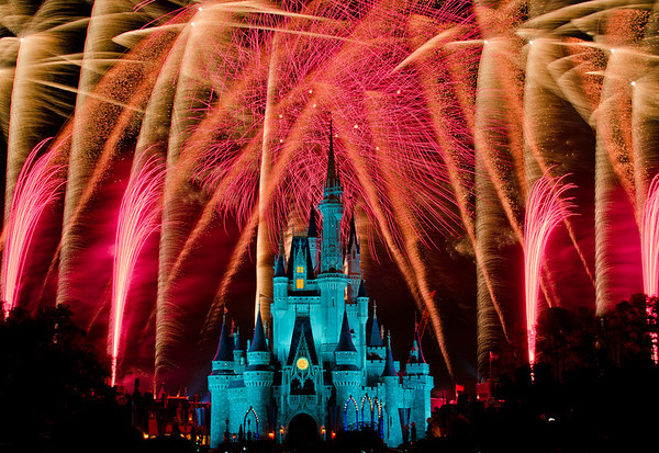 The Wishes! fireworks at the Magic Kingdom are the perfect conclusion to a day at Walt Disney World! WDW Trip Planning Guide: http://www.disneytouristblog.com/disney-world-trip-planning-guide/