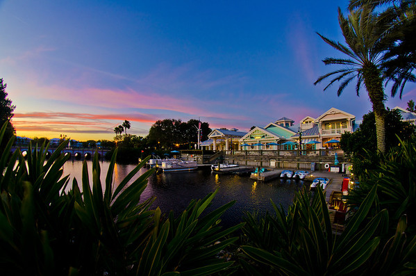 Do you love the tranquility of Disney's Old Key West Resort or does the