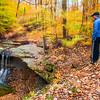 Cuyahoga Valley National Park - Blue Hen Falls