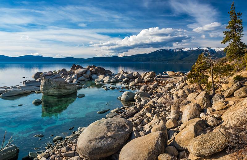 The Zen Of Bonsai Rock At Lake Tahoe Travel Caffeine